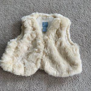 BABYGAP Fur Vest